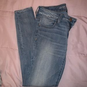 Jeans from American eagle